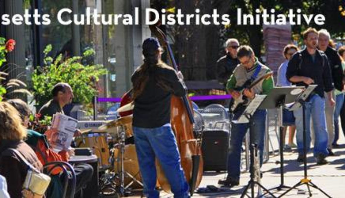 Berkshires Jazz event featured by Mass. Cultural Council