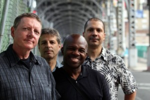 The Jeff Holmes Quartet