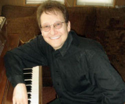 Roy Gerson Trio performs Feb. 15, 2014 Pittsfield, MA in the Berkshires