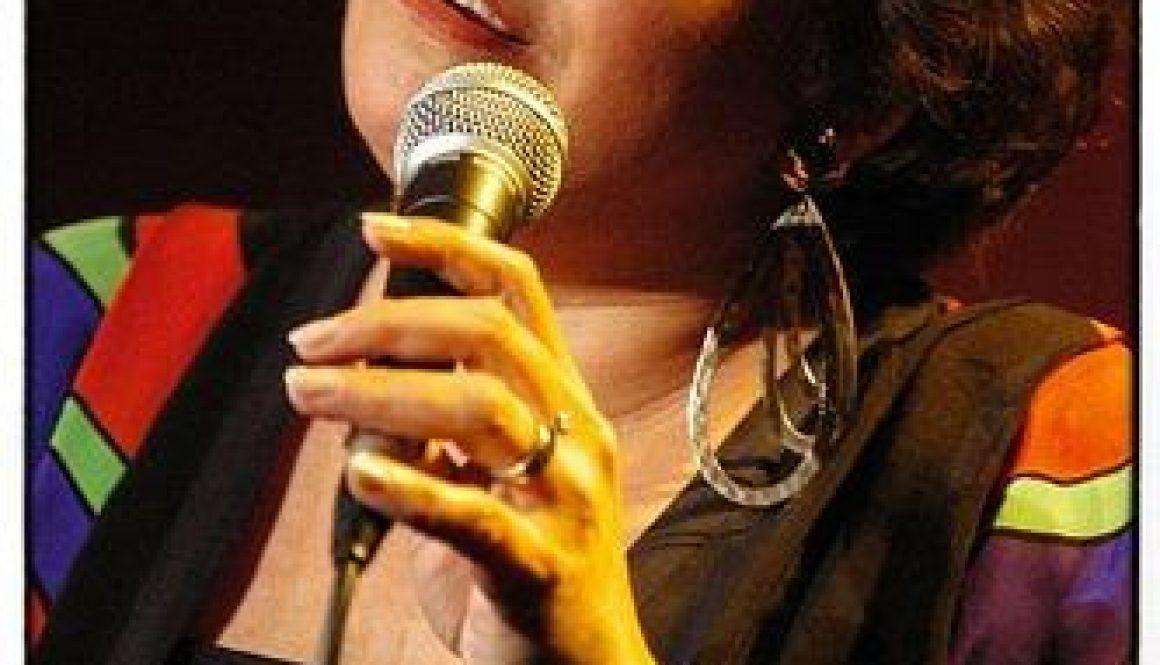Stephanie Nakasian concert Feb. 13 Pittsfield, MA
